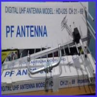 Atena TV PF Uhf Digital Yagi HD u19 Cocok untuk TV Led / Lcd / Plasma