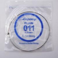 Senar Gitar Akustik Satuan Legacy no.1 Guitar Acoustic 0.11 Eceran