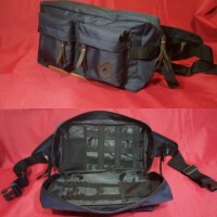 Tas Waistbag Vape/Vapor Exsklusif Lengkap