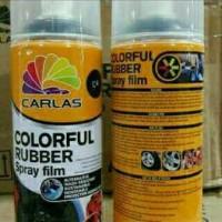 rubber paint carlas #automotif