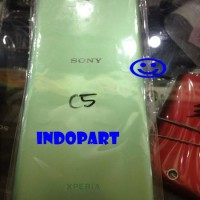 Backdoor Tutup Baterai Casing Belakang Case Sony Xperia C5