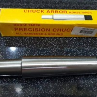 Arbor Kepala Bor Duduk / Drill Chuck MT3 - B18