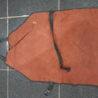 Apron / Celemek Dada Untuk Las / Welding Bahan kulit