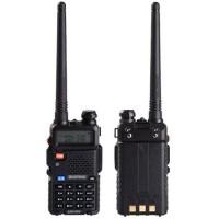 HT Baofeng Walkie Talkie Dual Band Two Way Radio BF-UV5R Walkietalkie