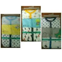 sleepsuit carter 3m/baju tidur bayi lengan panjang/jumper/kaos/pakaian