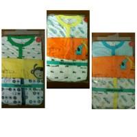 sleepsuit carter 6m/baju tidur lengan panjang/baju bayi/jumper/kaos
