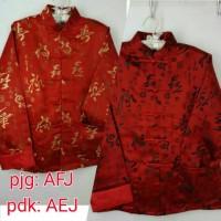 Kemeja Pria Dewasa (Cheongsam) Baju Imlek Qipao