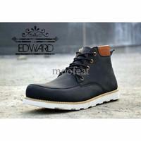 Sepatu Boots Pria Moofeat Bandros