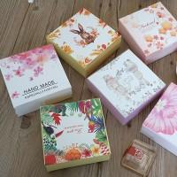 box kue karton biskuit kotak makanan paper wadah baking tool mould new