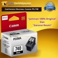 Cartridge Tinta Canon PG740 PG 740 PG-740 Black ORIGINAL MX397 MX377