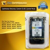 Cartridge Tinta Canon CL811 CL 811 CL-811 New Ori Loose pack tanpa box