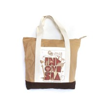 BPL Tas Kanvas Wanita Tote Bags Indonesia Souvenir Oleh-oleh Casual