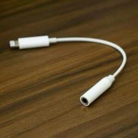 Converter Headset Lightning Apple iPhone 7 Original