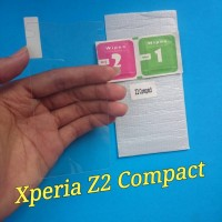 Tempered Glass Sony Xperia Z2 Compact docomo Temperedglass Xperia Z2c