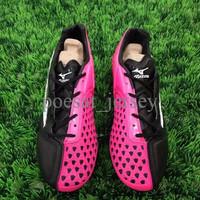 SEPATU FUTSAL Sepatu Bola Mizuno Ignitus - Pink/Black