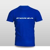 Kaos Baju Pakaian MOTOR HONDA FORZA font Murah