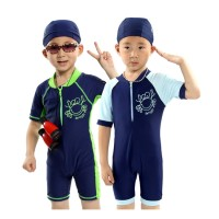 SNAPPY KIDS SWIM SUIT / Set Baju Renang Anak Laki Balita Cowok Pria