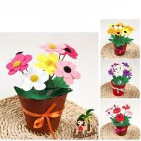 Mainan Ketrampilan Anak Bunga | Prakarya anak | Flower art and craft