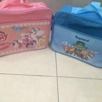PERSONALIZED NAMA TEMAN utk Tas souvenir ultah anak unik goodie Bag