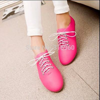 Sepatu Fashion / Flatshoes Kets Tali Casual Replika Docmart BL-F562