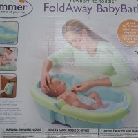 Fold away babybath merk summer