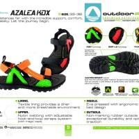 Sepatu Sandal Outdoor AZALEA KDX