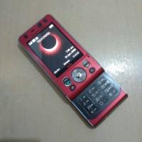 HP Sony Ericsson W910I Walkman Red Normal Batangan