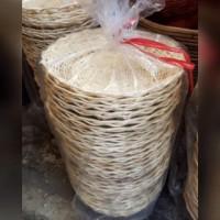 Piring Anyaman Rotan Original Grosir