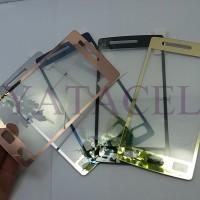 Tempered Glass Mirror Oppo Neo 5 (Anti Gores Kaca) Warna Chrome 3D