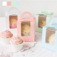 BOX KARTON KUE ROTI COOKIES KADO cupcake muffin murah BAKING TOOL CAKe