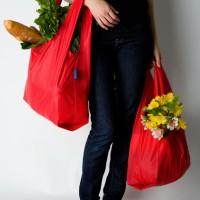 Baggu Bag Shopping Tas Belanja Spunbond Kantong Tote Bags Waterproof