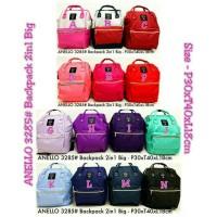 Tas Annelo 3285 Backpack 2in1 Big