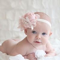bando bandana pita Headband bayi anak balita impor BHA1014