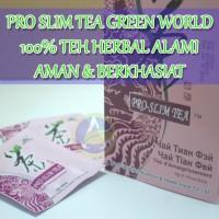 Pro Slim Tea Green World Herbal