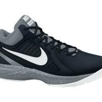 Sepatu Basket Nike Overplay VIII Hitam
