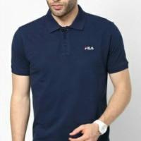 Polo Shirt Fila [ Navy ]