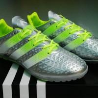 Sepatu Futsal - Adidas ACE 2016 Silver