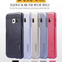Sarung Slim Armor Case Cover Motomo Samsung S6 Note 4 Note 5 S6 EDGE