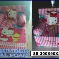 Sofa Bed 3 IN 1 Busa Royal UK 200x90x20 cm