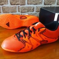 Jual Sepatu Futsal Adidas X 15.4 Chaos Orange 2015 Original