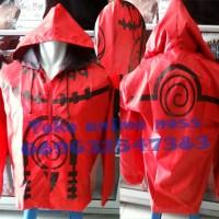 JAcket Parasut NAruto Mode RED