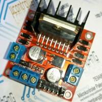L298N Motor Driver Board Module L298 for Arduino Stepper Motor