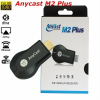 AnyCast M2 Plus DLNA Miracast HDMI Streaming Media Player-Easy Sharing