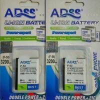 Baterai/Battery Dobel Power BLackberry Torch 9800 3200mAh