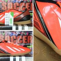 Sepatu Futsal Original Adidas F50 IN Red/Black
