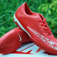 Sepatu Futsal Nike Elastico Superfly Merah (sepatu termurah,terbaru)