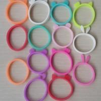 ring Silicon Braclet Smartphone Case / Silicon Bumper Case / Ring Case