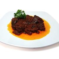Rendang Padang - bisa untuk diet keto / karbo - Daging Sapi (250gr)