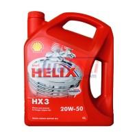 Shell Helix HX3 SAE 20W50 Galon