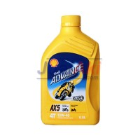 Shell Advance AX5 SAE 15W40 Liter